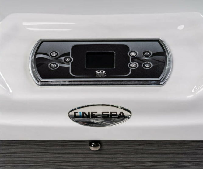 One Spa Elan 5L Spadeluxe - Display