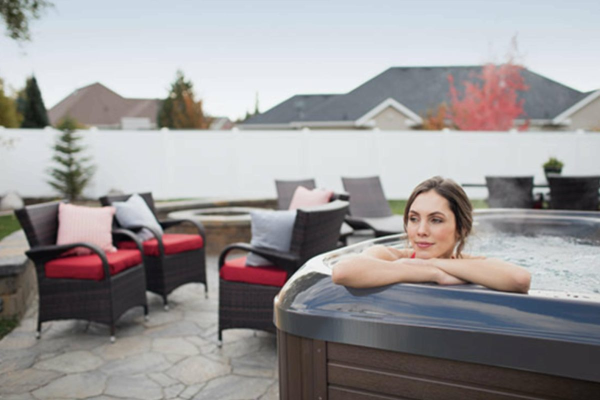 Home Spa - Whirlpool Spa - Outdoor Spa