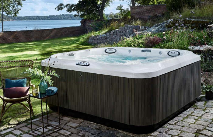 Whirlpool Outdoor Shop Premium Service Inkl Lieferung Aufbau