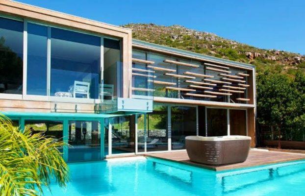 Pool Alternative - Jacuzzi und Swimmingpool